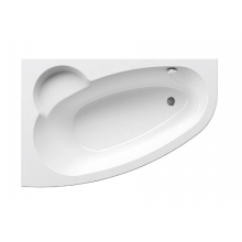 Акриловая ванна Ravak Asymmetric 150x100 без гидромассажа, L/R C441000000