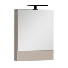 Зеркало-шкаф Aquanet Нота 50 светлый дуб 172681