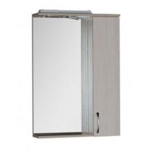 Зеркало-шкаф Aquanet Донна 60 белый дуб 169038