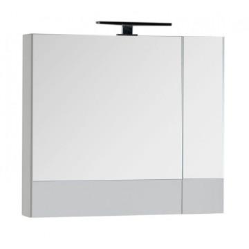 Зеркало-шкаф Aquanet Верона 75 белый 175381