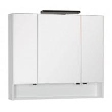 Зеркало-шкаф Aquanet Виго 100 белый 183399