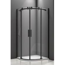 Душевое ограждение Good Door Galaxy R-TD-100-C-B ГЛ00019