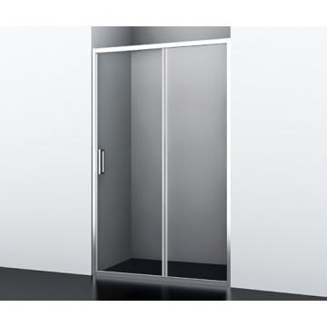 Душевая дверь WasserKRAFT Main 41S05 раздвижная 120х200, универсальная
