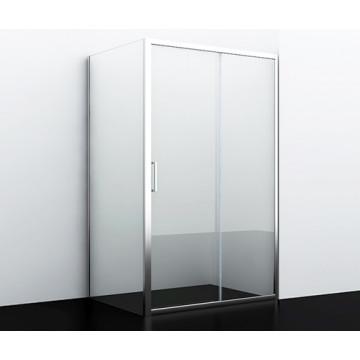 Душевой уголок WasserKRAFT Main 41S06 прямоугольник 120х80х200, с универсальной раздвижной дверью