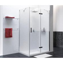 Душевой уголок WasserKRAFT Aller 10H06RBLACK MATT прямоугольник 120х80х200, с правой распашной дверью
