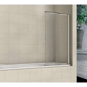 Шторка для ванной RGW Screens SC-40 100 телескопическая