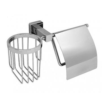 Lippe K-6559 Держатель туалетной бумаги и освежителя WasserKRAFT