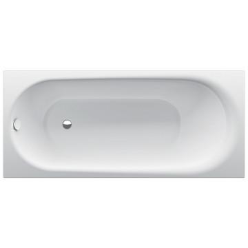 Стальная ванна Bette Comodo 1251-000 PLUS AR AD 180x80