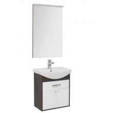 Комплект мебели Aquanet Грейс 60 дуб кантенбери/белый 198801