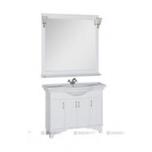 Комплект мебели Aquanet Валенса 110 белый 180451