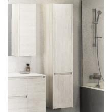 Шкаф-колонна Comforty Бремен-35 дуб белый