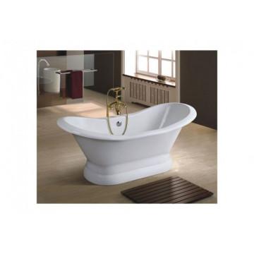 Чугунная ванна Sharking SW-1005B 183x78 (на постаменте) 208556