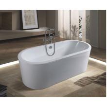 Чугунная ванна Sharking SW-1013B 170x75 (с белой декоративной панелью) 208562