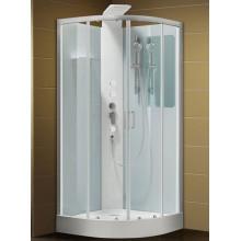 Душевая кабина Aquanet Passion R 90x90, прозрачное стекло 213316