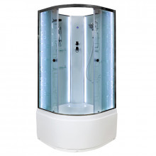 Душевая кабина Deto EM 4510 N с LED-подсветкой
