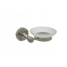 Держатель для мыла настенный Milacio Villena MC.905.SL, серебро