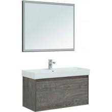 Комплект мебели Aquanet Nova Lite 100 дуб рошелье (1 ящик)  243229