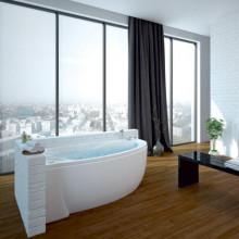 Акриловая ванна Aquatek | Акватек Бетта 150х95 без гидромассажа