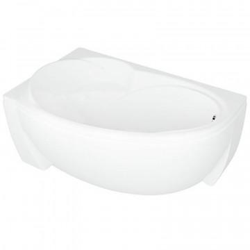 Акриловая ванна Aquatek   Акватек Бетта 170x97 без гидромассажа