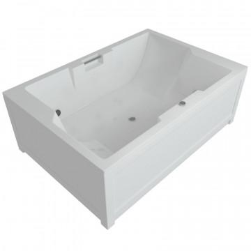 Акриловая ванна Aquatek | Акватек Дорадо 190х130 без гидромассажа