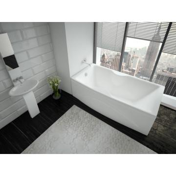 Акриловая ванна Aquatek | Акватек Феникс 190x90 без гидромассажа