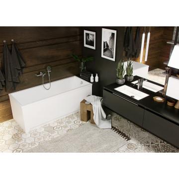 Акриловая ванна Aquatek | Акватек Eco-friendly Лайма 150х70 LAI150-0000001