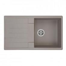 Кухонная мойка Акватон Верона 1A710032VR250 серый шелк