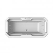 Гидромассажная ванна Радомир Fra Grande Фернандо, форсунки хром 4-01-2-0-0-422