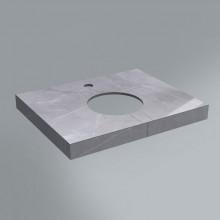 Столешница Kerama Marazzi Canaletto 60х48 см, Риальто серый лаппатированный CN60.SG560702R
