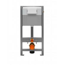 Инсталляция для унитаза Cersanit Aqua 50 Slim Quick Fix P-IN-MZ-AQ50-SL-PN-QF-GL-n