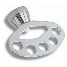 Держатель для зубной пасты и щеток Novaservis Metalia 3 6344.0
