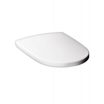 Сиденье ARTic из жесткого пластика, белого цвета с функцией soft closing  (подходит для 5G84HR01)