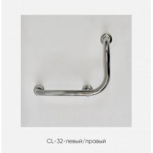 Kranik поручень L-образный CL-32-400-400 левый