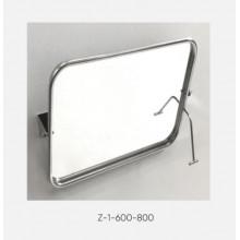 Kranik зеркало для инвалидов поворотное травмобезопасное (проклеено укрепляющей пленкой) Z-1-600-800