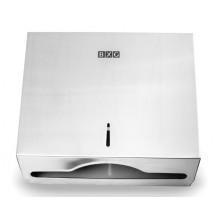 Диспенсер для бумажных полотенец (антивандальный) BXG PD-5003A
