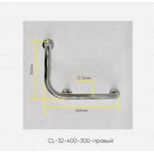 Kranik поручень L-образный CL-32-40-30-п правый