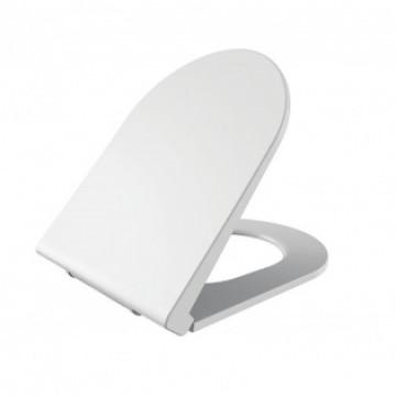Крышка-сиденье с микролифтом Creavit AMASRA ULTIMA KC0103.03.0000E