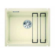Кухонная мойка Blanco Etagon 500-U Ceramic PuraPlus, магнолия