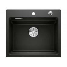 Кухонная мойка Blanco Etagon 6 Ceramic PuraPlus, черный