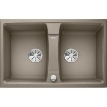 Кухонная мойка Blanco Lexa 8, серый бежевый