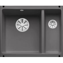 Кухонная мойка Blanco Subline 350/150-U Ceramic, базальт