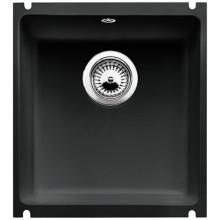 Кухонная мойка Blanco Subline 375-U Ceramic, черный