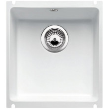 Кухонная мойка Blanco Subline 375-U Ceramic, белый