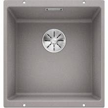 Кухонная мойка Blanco Subline 400-U, алюметаллик