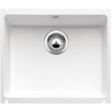 Кухонная мойка Blanco Subline 500-U Ceramic, белый
