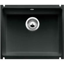 Кухонная мойка Blanco Subline 500-U Ceramic, черный