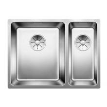Кухонная мойка Blanco Andano 340/180-U чаша слева
