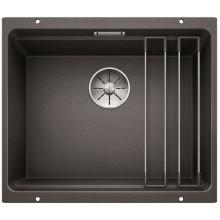 Кухонная мойка Blanco Etagon 500-U Silgranit, антрацит