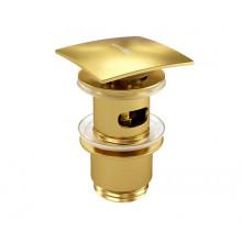 Донный клапан WasserKRAFT A165  Push-up 9062905