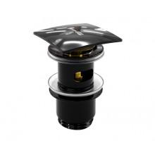 Донный клапан WasserKRAFT A166  Push-up 9062906